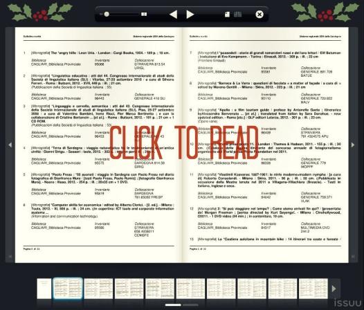 bollettino acquisizioni anno 2012 - lingua inglese2