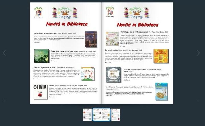 Bollettino novità biblioteca ragazzi aprile 2014