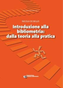 cover introduzione alla bibliometria